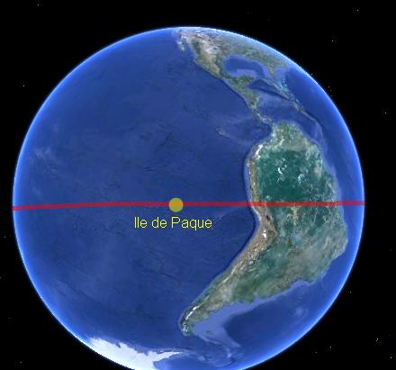 distance angkor ile de paque