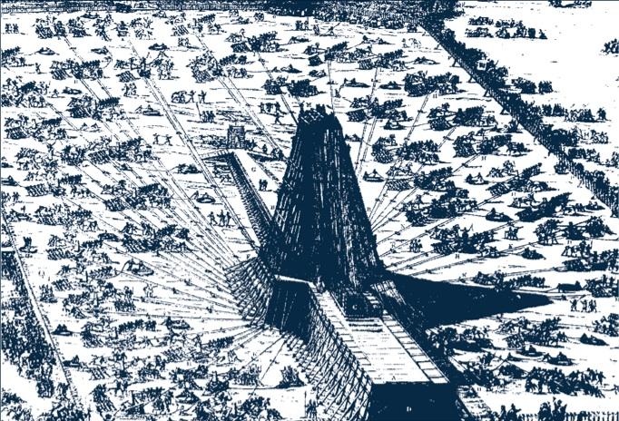 1586_Rome_obelisk_erection