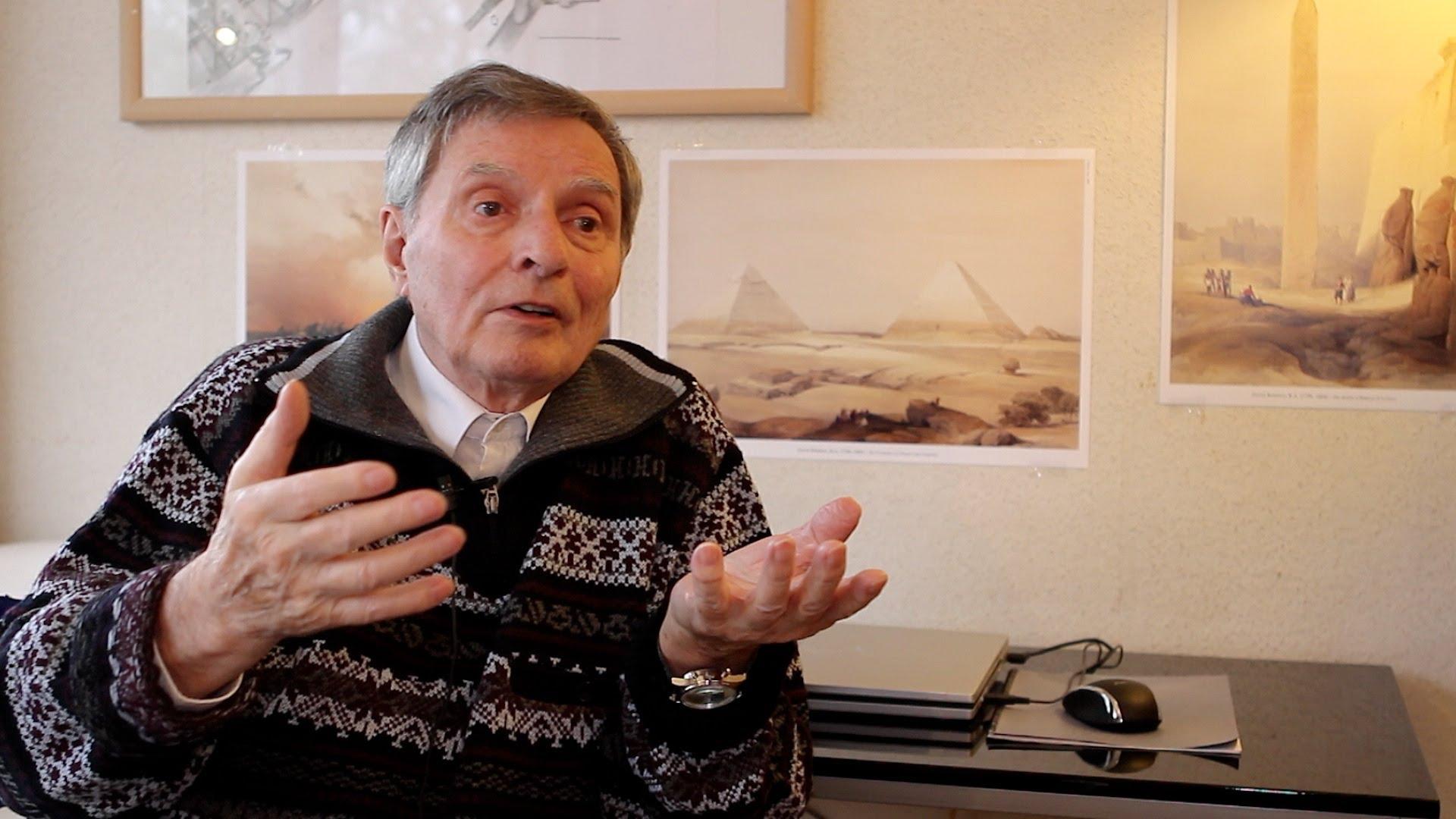 Interview de Georges Vermard