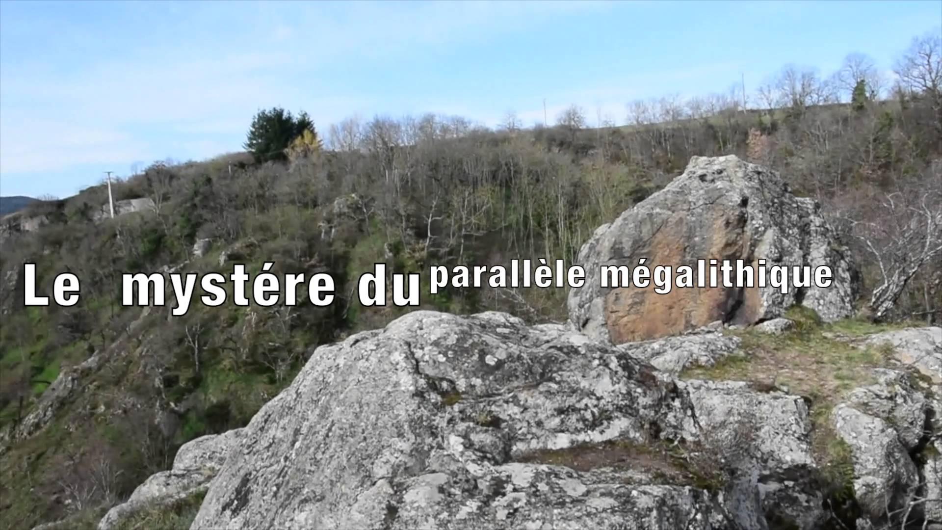 TEASER DE LA PROCHAINE VIDÉO : LE PARALLÈLE MÉGALITHIQUE