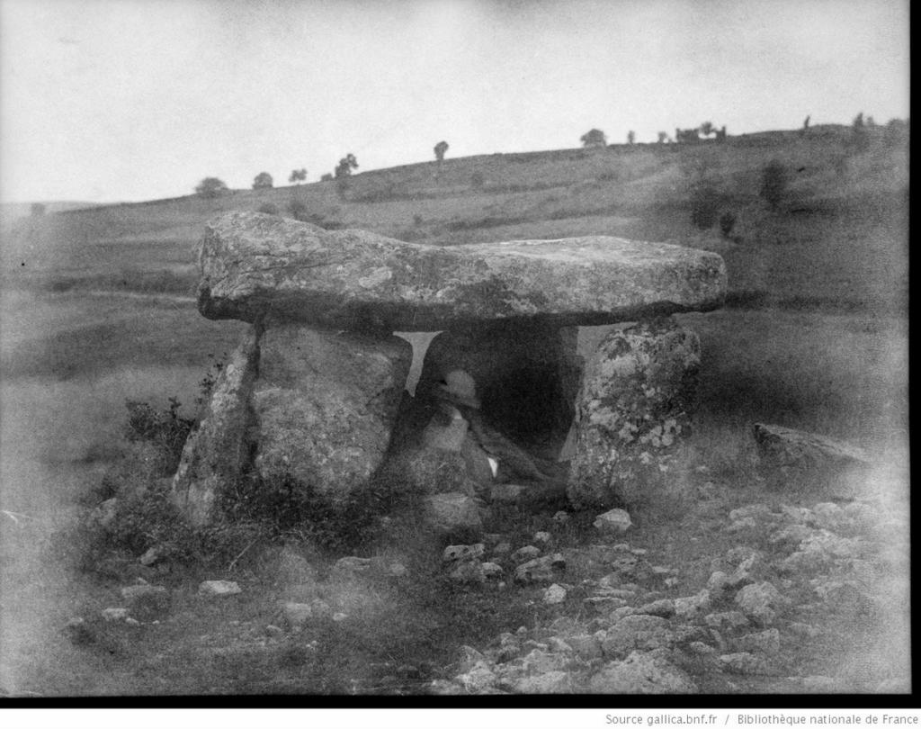 Dolmen de st Nectaire