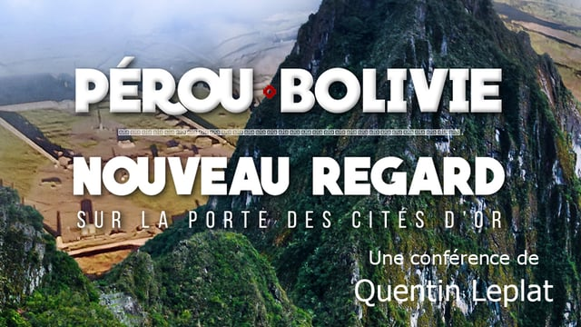 PEROU BOLIVIE NOUVEAU REGARD